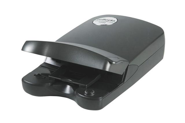 Reflecta CrystalScan V700, l'idéal pour la numérisation de diapositives