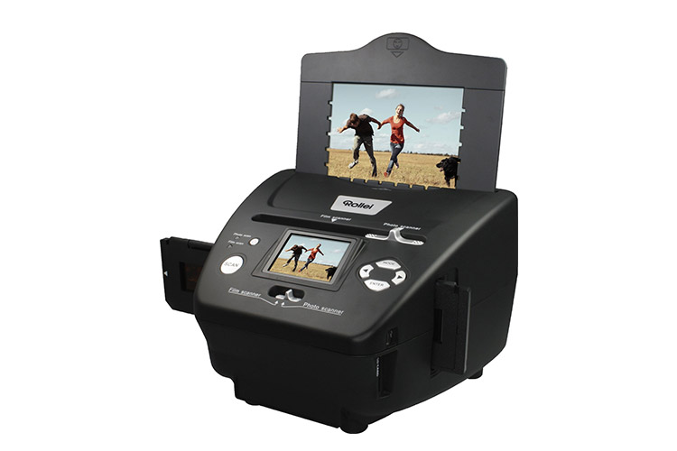 scanner rollei pdf s 240 se test