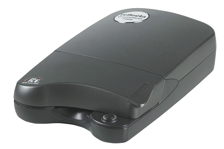 reflecta crystalscan v700 scanner diapositive