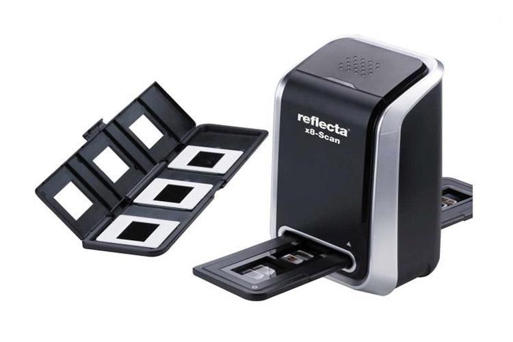 scanner reflecta x8 scan test scanner film