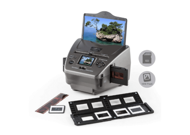 Le OneConcept 979GY : le scanner à bon rapport qualité prix