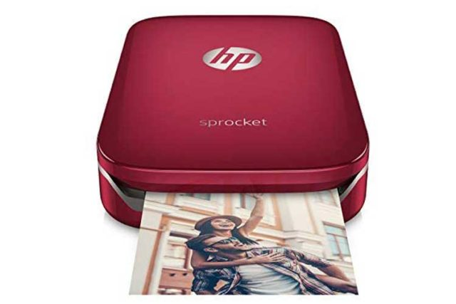 HP Sprocket : l'imprimante photo qui vous suit partout